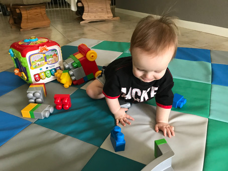 Blocks: One of Our Favorite Toys