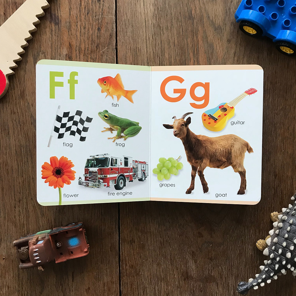 my first abc, board book, abc, alphabet, read
