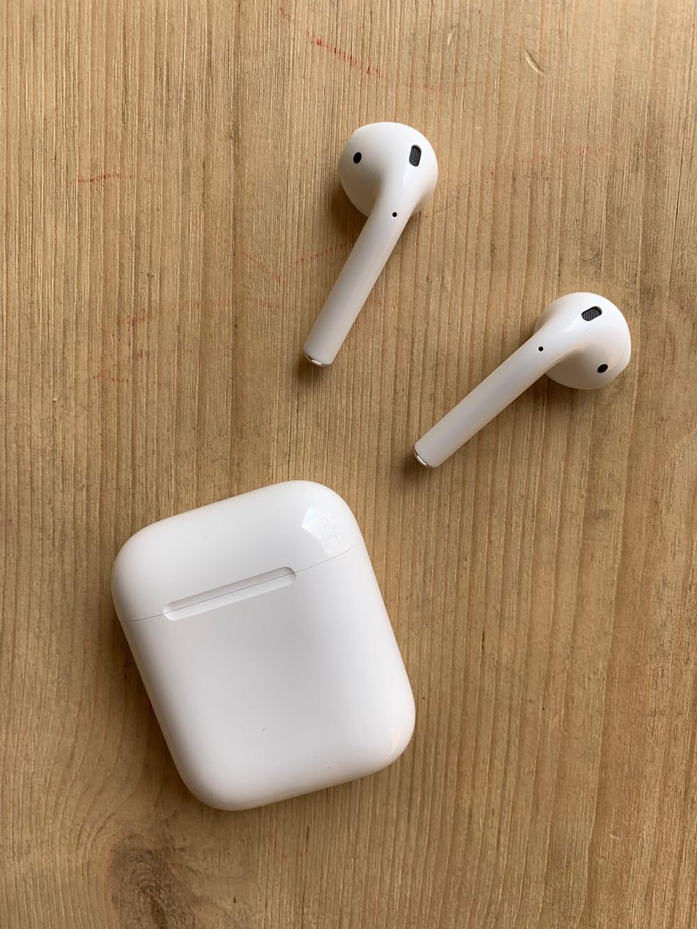 airpods, apple, headphones, wireless, bluetooth