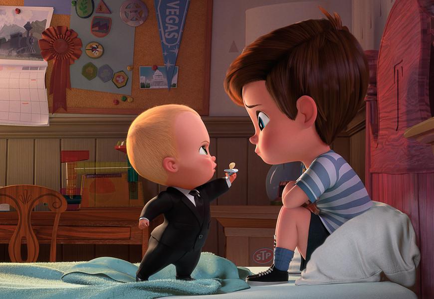 Boss Baby, family movie, movie night