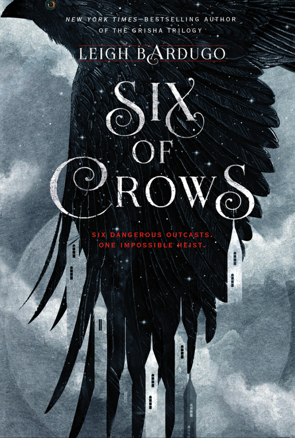 Six of Crows, Leigh Bardugo, book, read