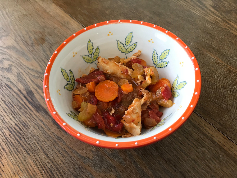Chicken Tomato Soup, Vegetable Soup, Chicken Soup, Recipe