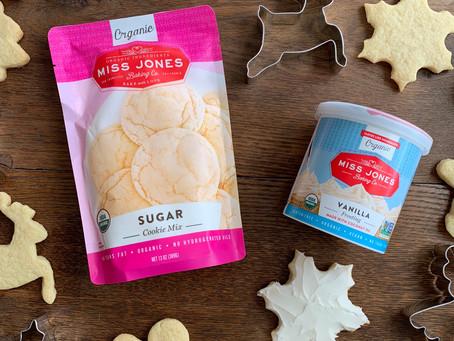 Miss Jones Sugar Cookies