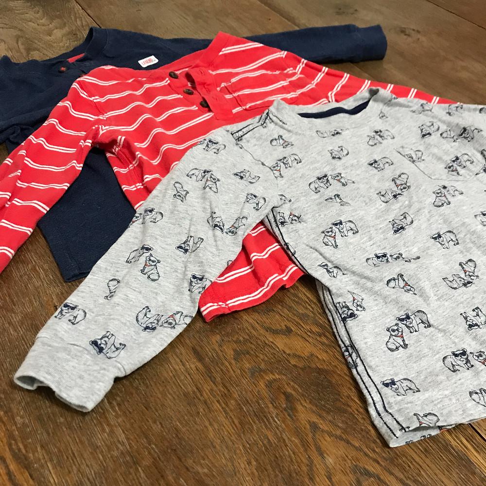 carters, pajamas, long sleeves, big baby, baby, clothes, wingleader