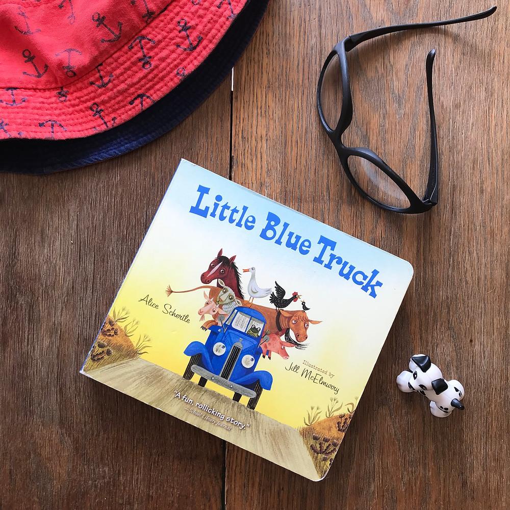 Little Blue Truck, book, toddler, book, gift, guide