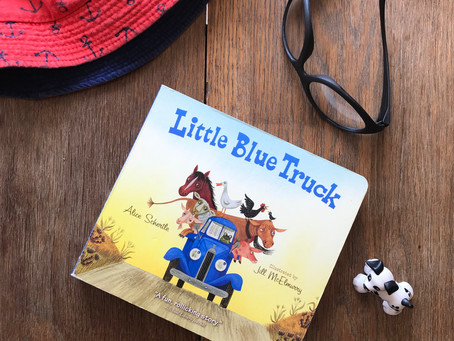 Little Blue Truck: One of Our Favorite Books for Kids