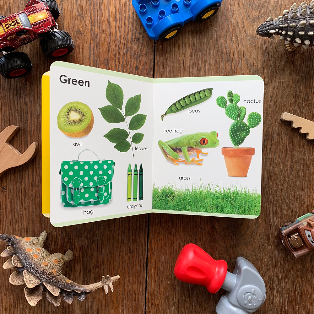 board book, my first colors, dk, children, toddler, colors, read