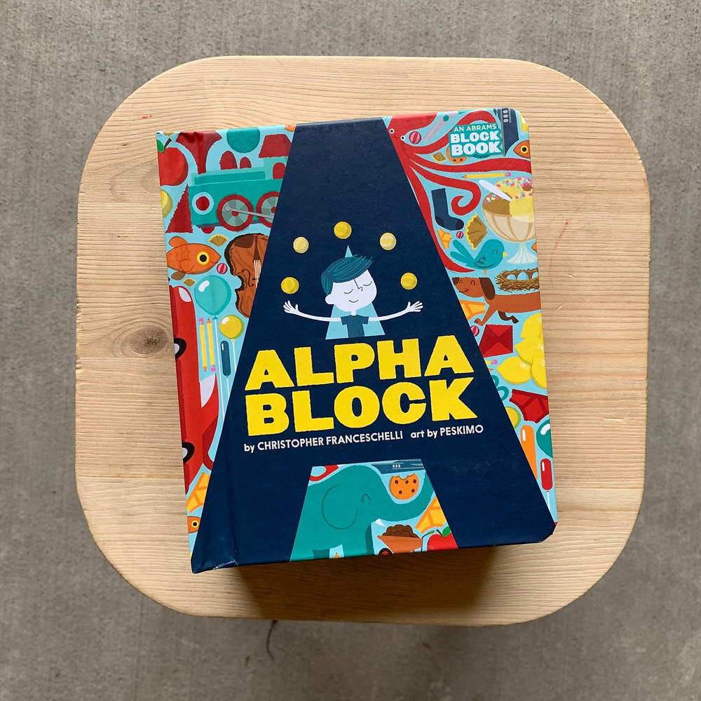 alphablock, alphabet, board, book
