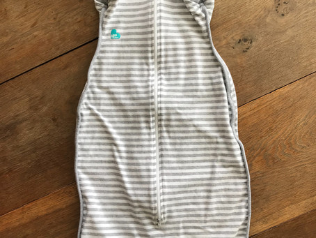 My Favorite Zip Up Swaddle: Love To Dream Swaddle UP 50/50