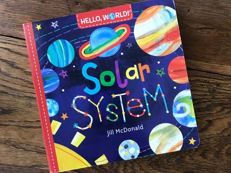 Solar System by Jill McDonald