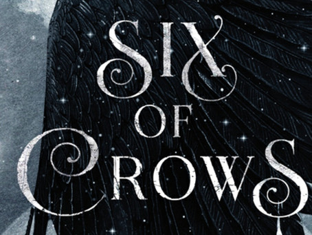 Six of Crows and Crooked Kingdom by Leigh Bardugo