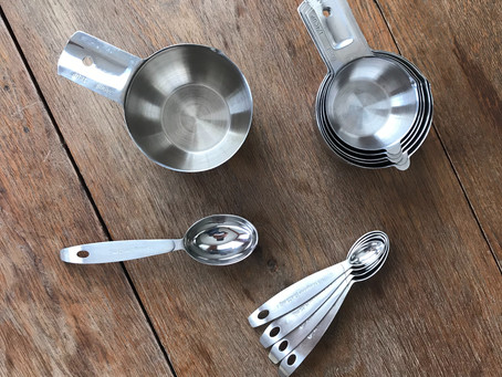 Favorite Measuring Cups and Spoons