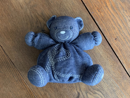 Favorite Toys: Kaloo Bear