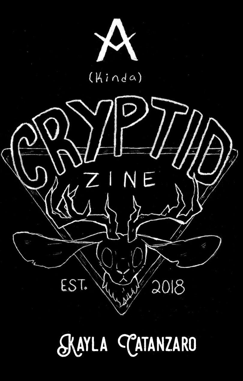 Cryptid Zine Cover