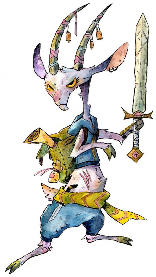 Gordon the Goat