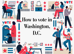 DC Voting Information