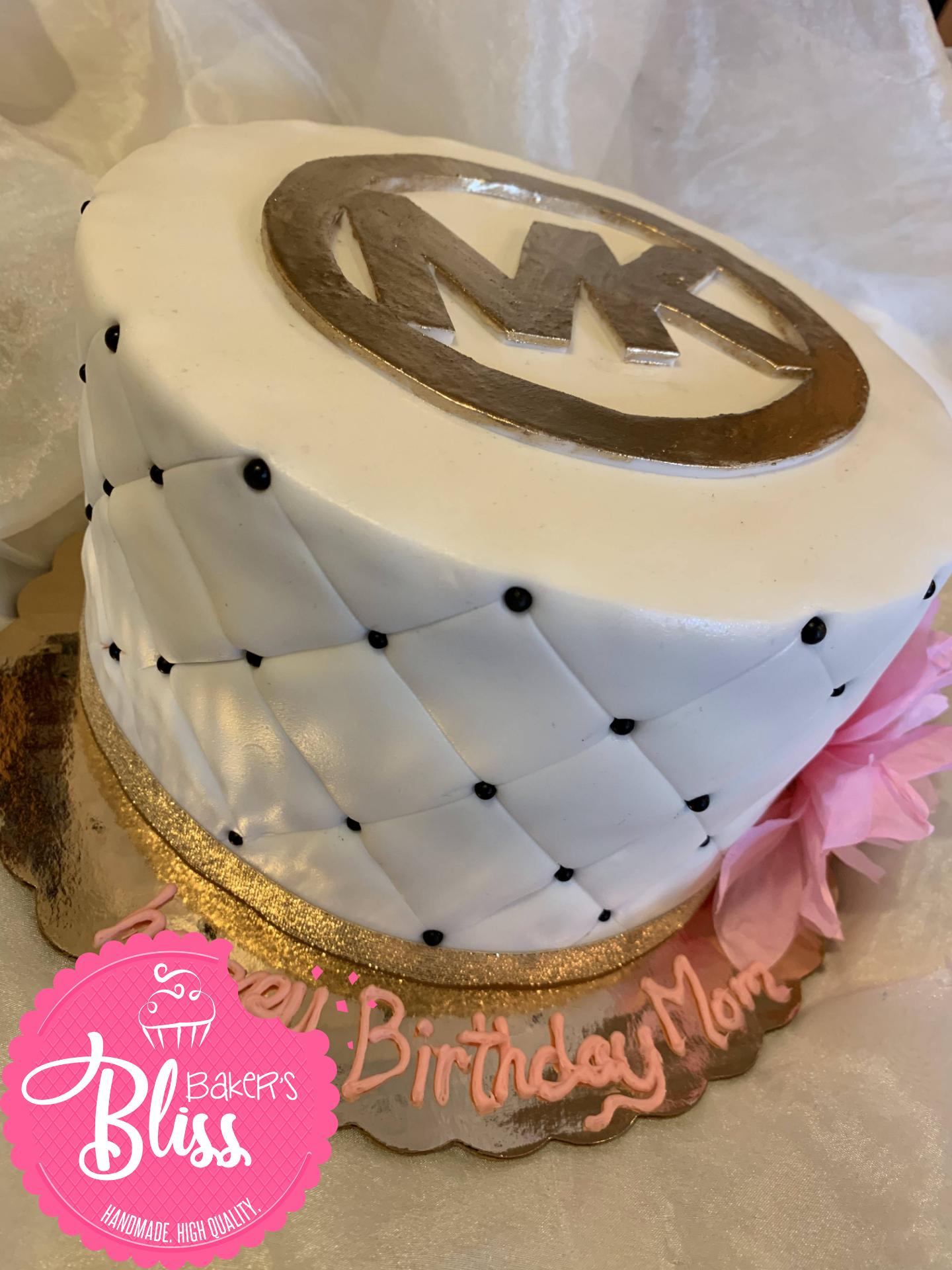 MK Bday cake