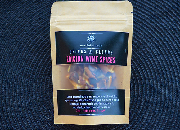 EDICIÓN WINE SPICES