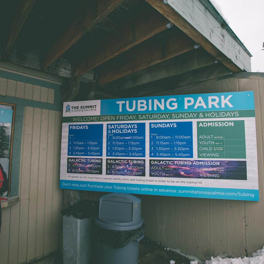 Tubing Park