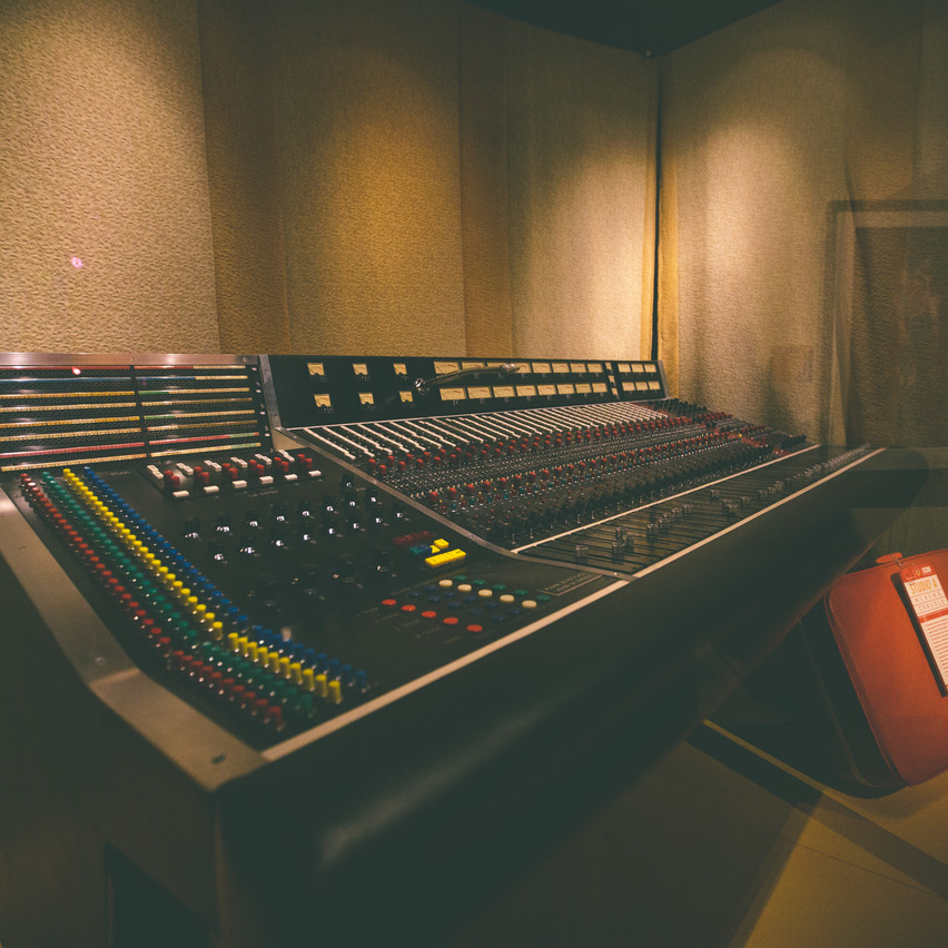 Hendrix sound studio