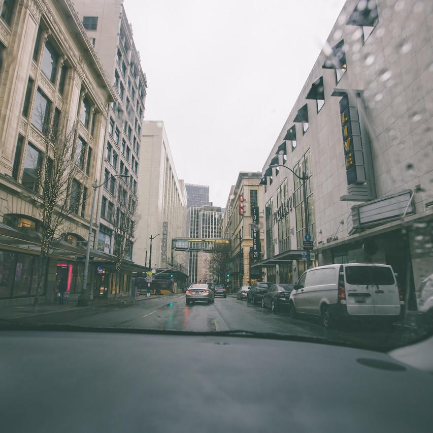 Gloomy Seattle