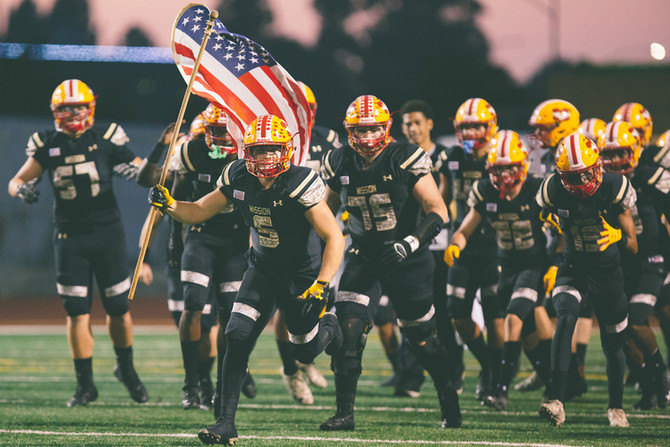 Mission Viejo Beats El Toro in First League Game of the Season