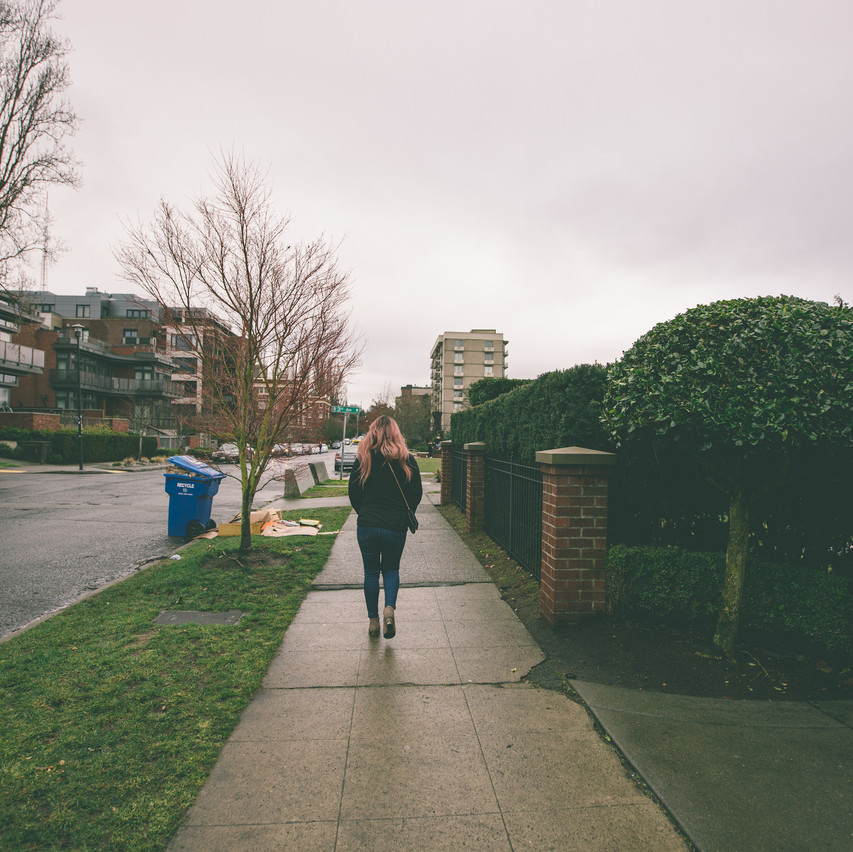 Road to Kerry Park