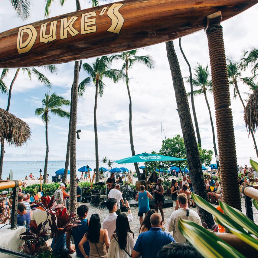 Duke's on Sunday
