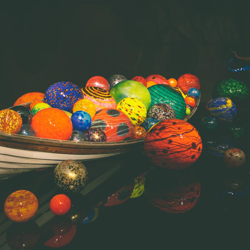 A Boat of Balls