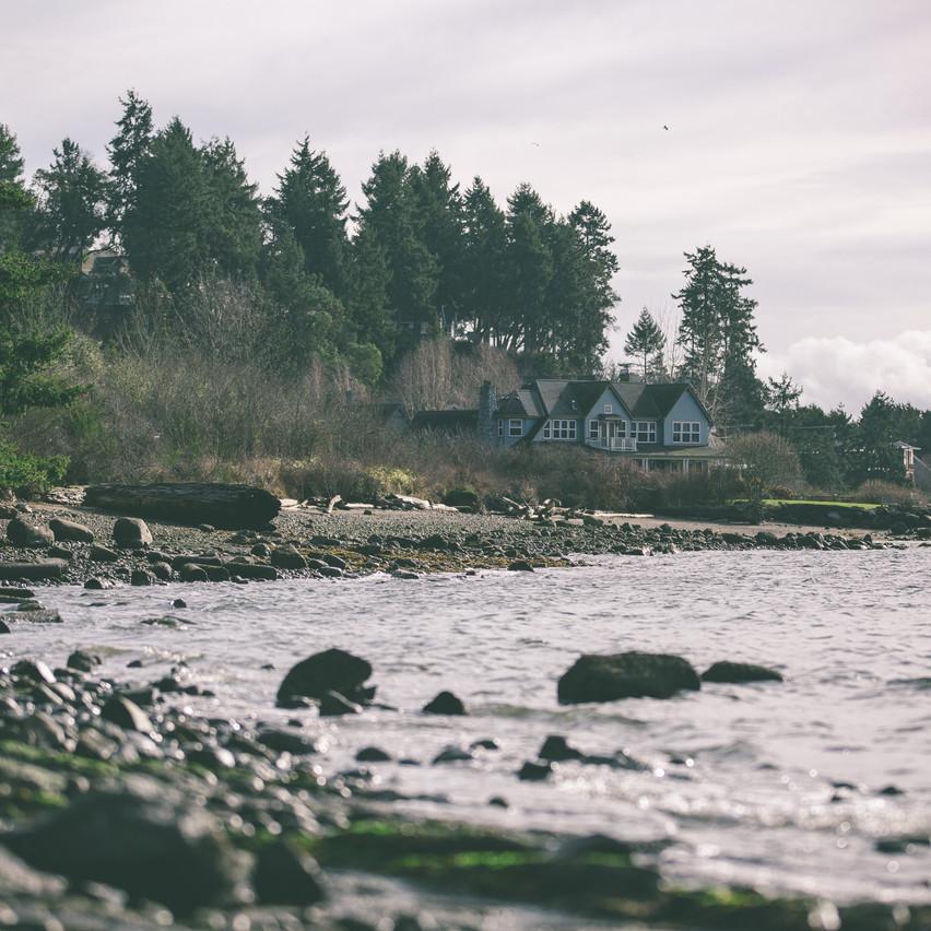 House on the 'Coastline'