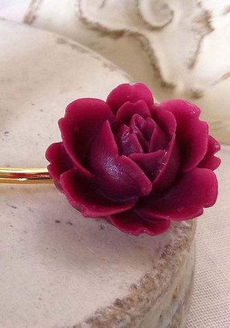 Rose Shaped Jewelry