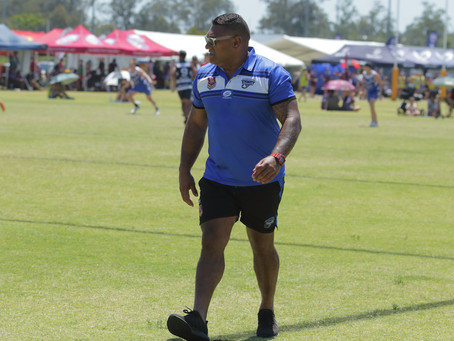2021 Junior Rep Coaches