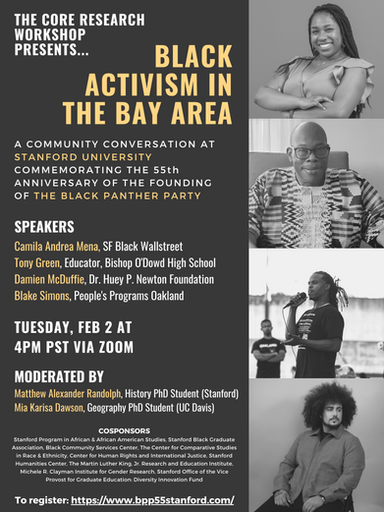 Black Activism in the Bay Area
