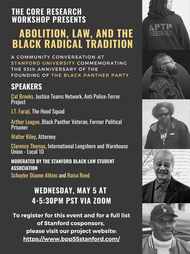 Abolition, Law & the Black Radical Tradition