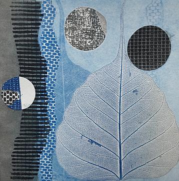 'Leaf & Forms II