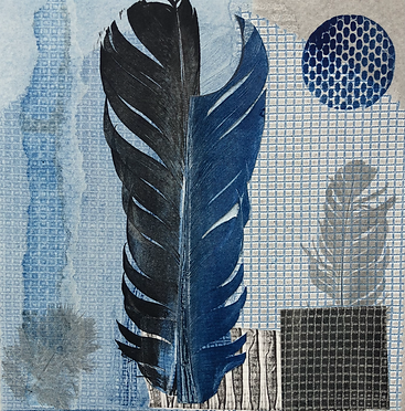 Feathers & Forms III