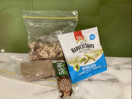 Trip Planning Snacks
