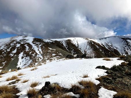 Mt Winterslow (almost)
