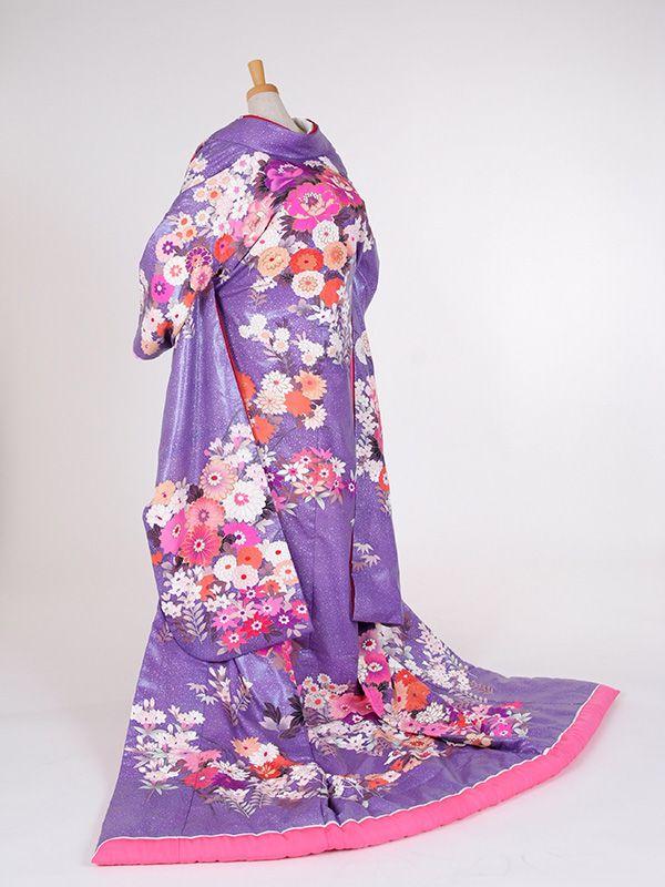 Hime Costume Purple