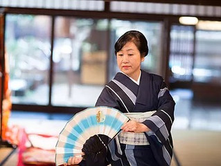 Preparation of a new Plan : Traditional Japanese Dance ☆ ★