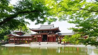 Bénédiction au temple Byodo-in