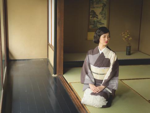 Yumeyakata Oike Bettei, Vintage Kimono Plan