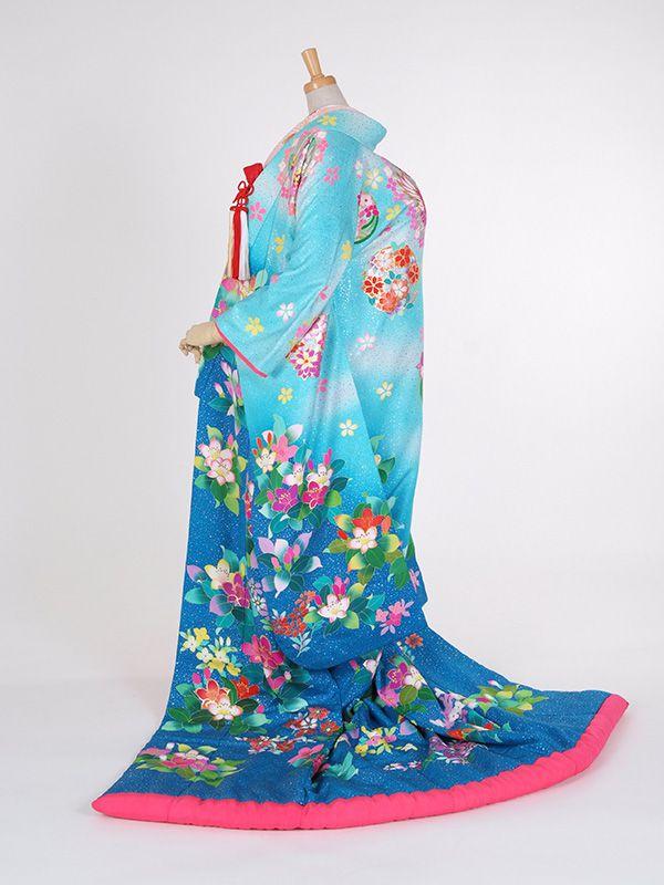 Hime Costume Blue