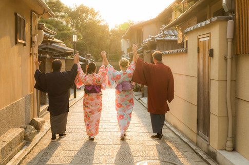 Higashiyama + Gion