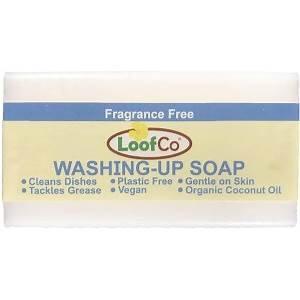 Loofco Washing Up Soap Bar 100g