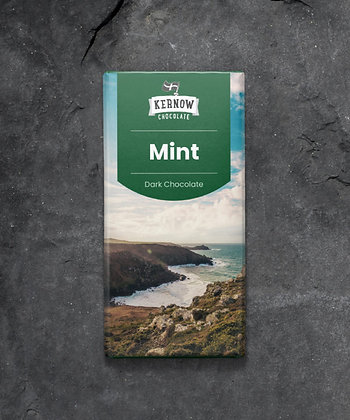 Kernow Chocolate- Mint 100g