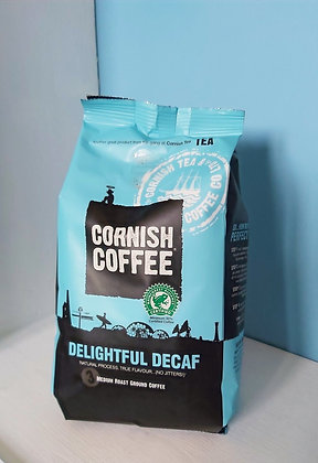 Cornish Coffee - Delightful Decaff Medium 227g