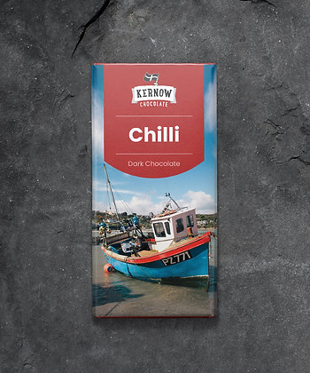 Kernow Chocolate - Chilli 100g