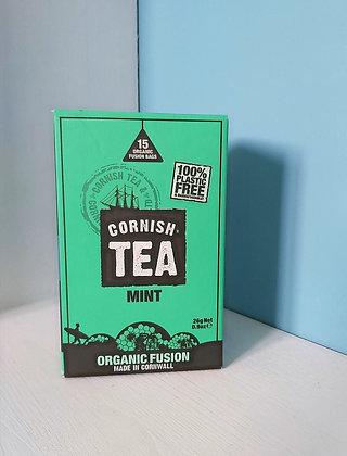 Cornish Tea - Mint Fusion Tea Bags (15)