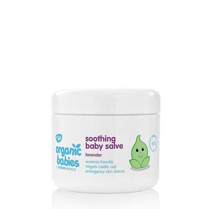 Green People Soothing Baby Salve Lavender 100ml